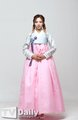 Dreamcatcher Hanbok Interview with TVDaily - Yoohyeon