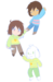 Dreemurr Siblings - undertale icon