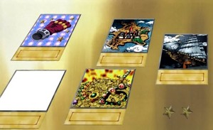 Duelist Kingdom Invitation Cards with 별, 스타 Chips