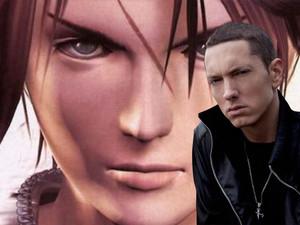 Eminem SQUALL ANGER