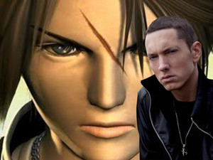 EMINEM SQUALL ANGRY