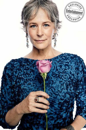 EW: Dead and Loving it! ~ Melissa McBride
