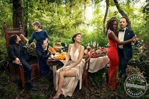 EW: Dead and Loving it! ~ McBride, Reedus, Cohan, Gurira and lincoln