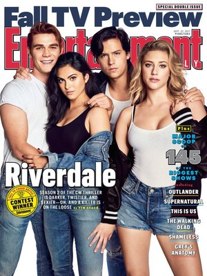 EW Exclusive cast photoshoots - Riverdale