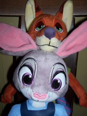 Ears Are Fun: Nick and Judy