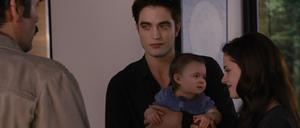Edward Bella Renesmee and Charlie