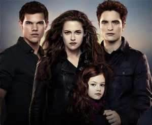 Edward Bella Renesmee and Jacob