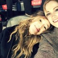 Eliza and Alycia