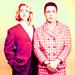 Emily Bett Rickards and Colton Haynes - emily-bett-rickards icon