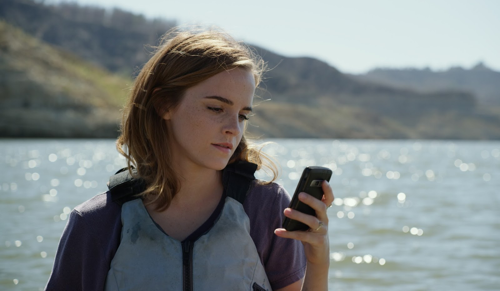 Emma Watson in 'The Circle'