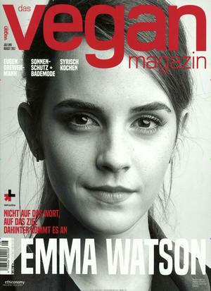 Emma Watson in Vegan - Germany (August 2017)