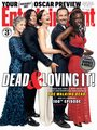 Entertainment Weekly Cover:  Dead and Loving It! -  McBride, Reedus, Cohan, Lincoln and Gurira - the-walking-dead photo