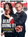 Entertainment Weekly Cover:  Dead and Loving It! - Norman Reedus and Andrew Lincoln - the-walking-dead photo