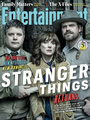 Entertainment Weekly Cover ~ Joyce, Hopper & Newby
