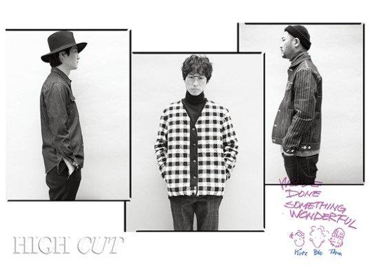 Epik High in 'High Cut'