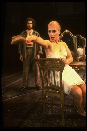 Evita On Stage