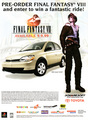 FFVIII Toyota Commercial - final-fantasy-viii photo