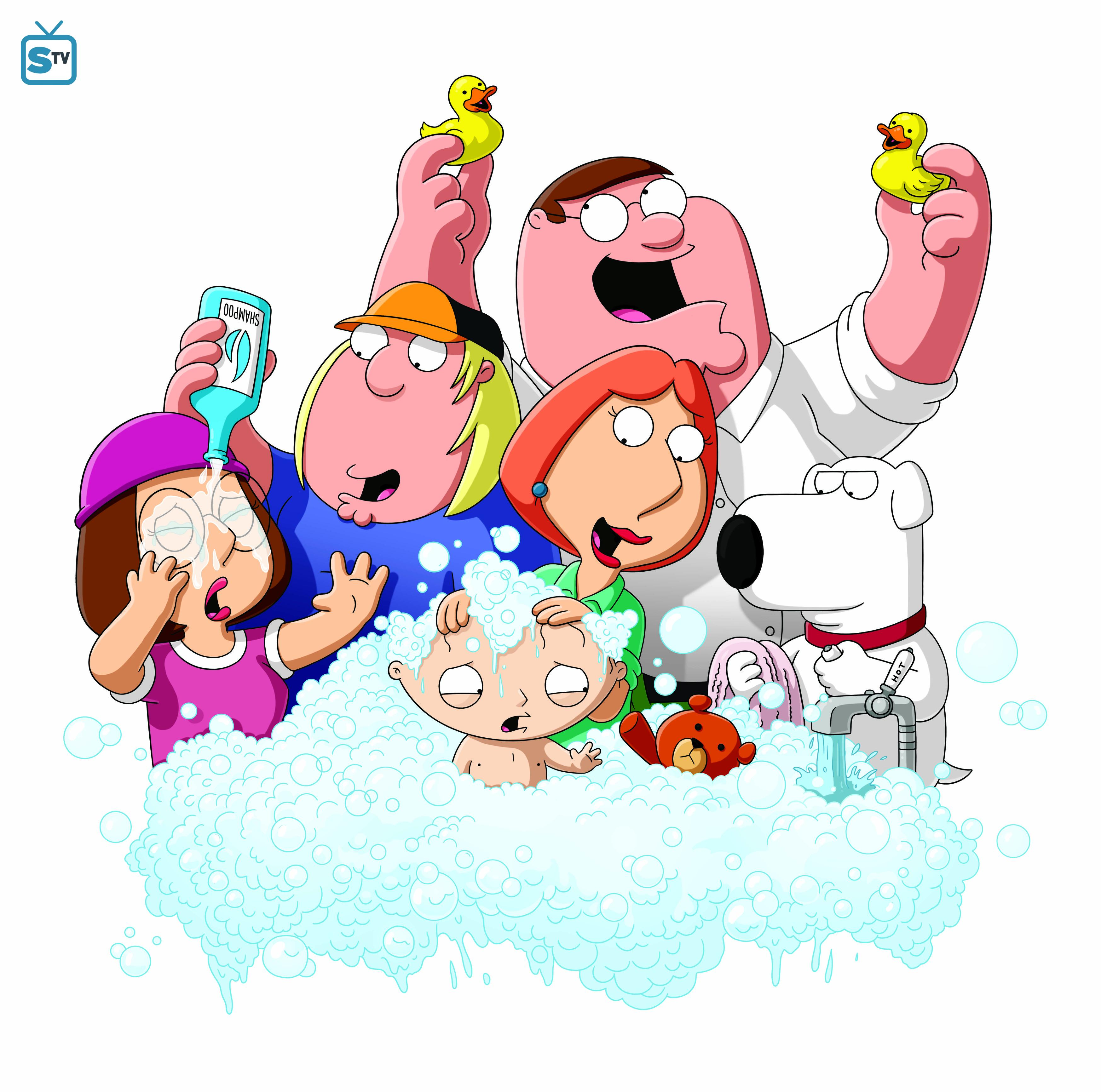 Family Guy Season 16 Cast