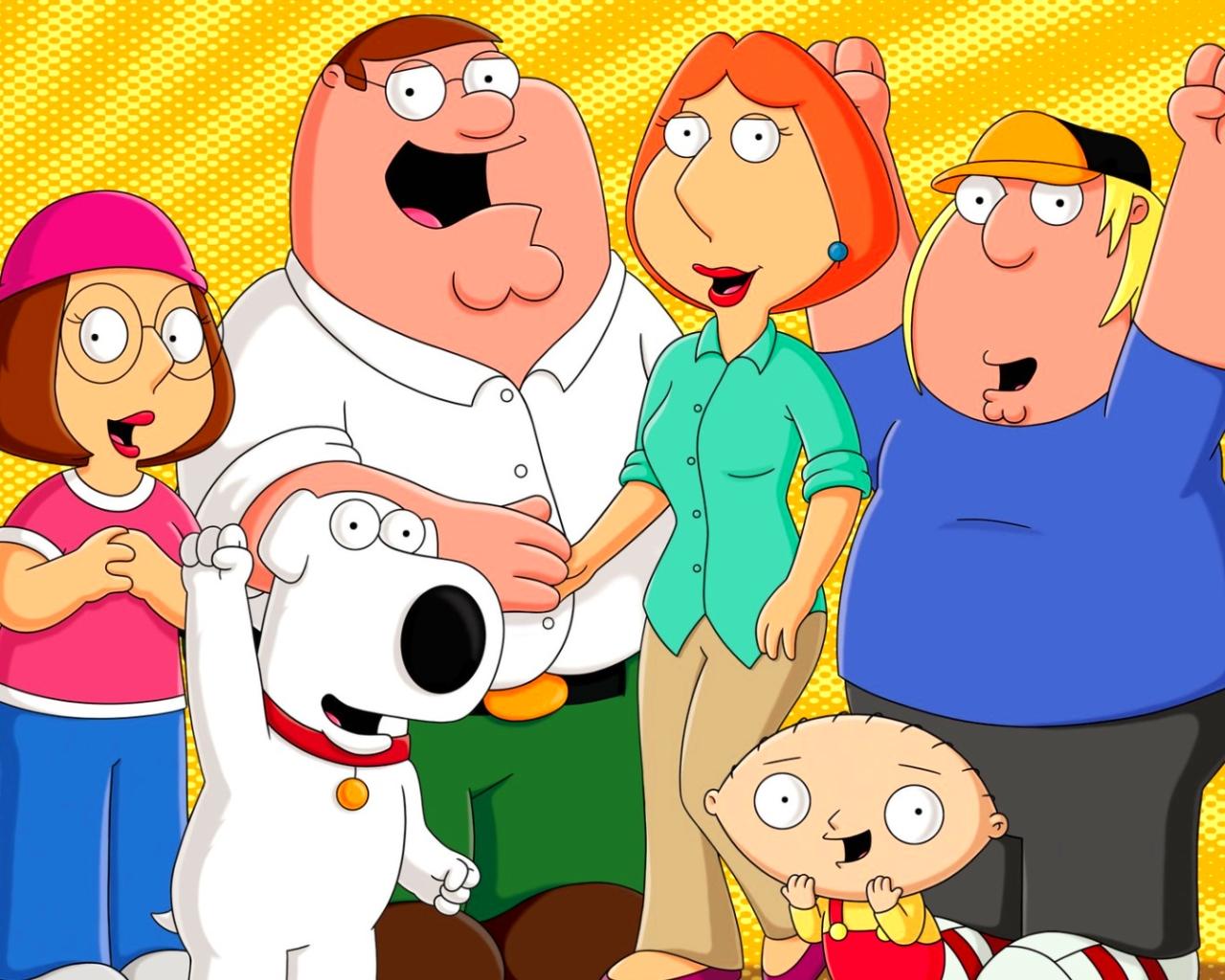 Family Guy - Family Guy Wallpaper (40727720) - Fanpop