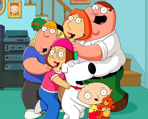 Family Guy wallpaper titled Family Guy