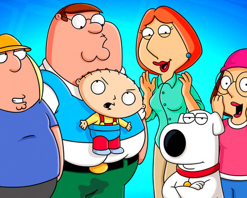 Family Guy wallpaper titled Family Guy