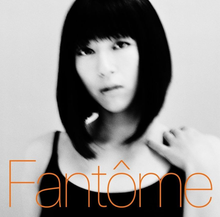 Fantôme Album Cover
