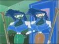 Fantine and Cosette - cartoons photo