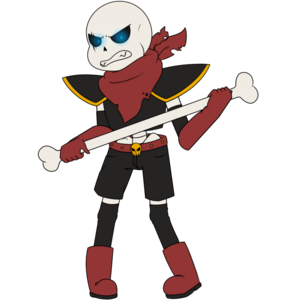 FellSwap!Sans the Skeleton