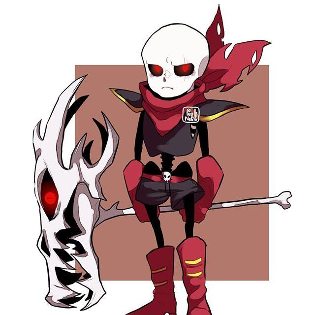 FellSwap!Sans the Skeleton