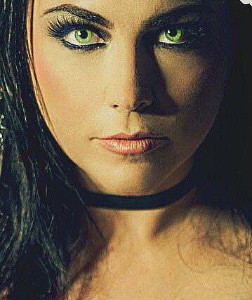 Amy Lee wallpaper entitled Fierce Beauty.