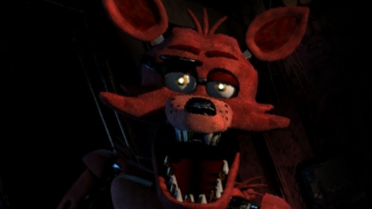 freddy at five s nights Foxy