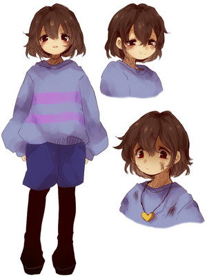Frisk, The Savior of Monster-Kind
