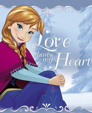 アナと雪の女王 - Anna