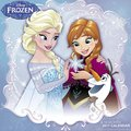 Frozen - Elsa, Anna, and Olaf - frozen photo