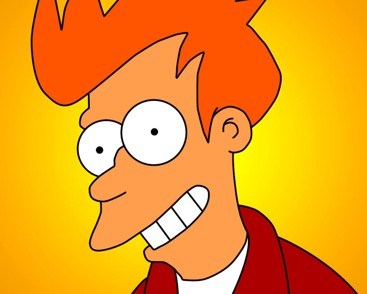 Fry - Futurama Wallpaper (40727819) - Fanpop