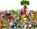 futurama - Futurama cast wallpaper