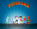futurama - Futurama cast wallpaper
