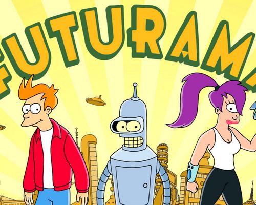 Futurama wallpaper entitled Futurama cast