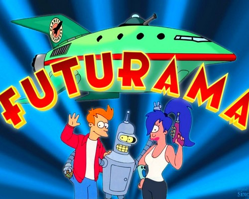 Futurama wallpaper entitled Futurama cast