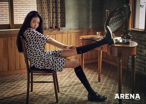 GFRIEND's Sowon for ARENA HOMME Magazine November Issue
