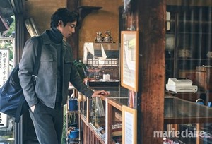 GONG YOO FOR THE OCTOBER ISSUE OF MARIE CLAIRE