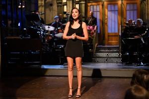Gal Gadot Hosts SNL - October 7, 2017 - Monologue