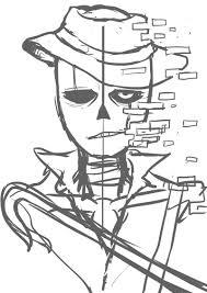 Gaster!Sans, The Crowbar Rogue
