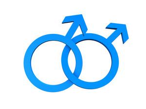 Gay tình yêu Symbol