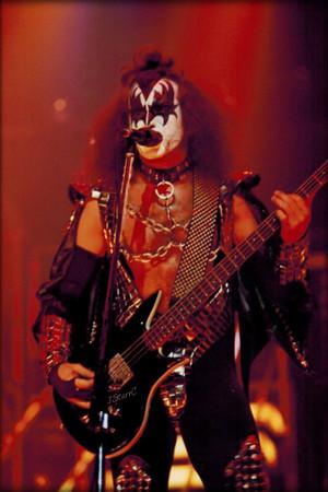Gene ~Montreal, Quebec, Canada...July 12, 1977