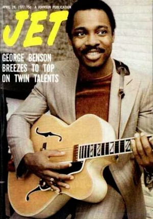 George Benson On The Cover Of Jet