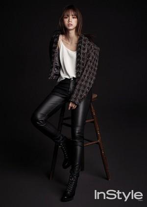 Girl's Day Hyeri for InStyle Magazine November Issue