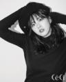 Go Ara Céci Magazine October Issue '17  - korean-actors-and-actresses photo