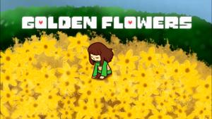 Golden fiori