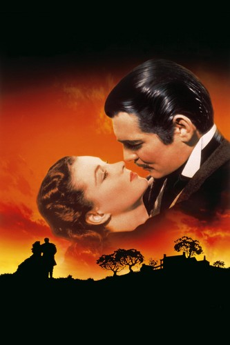 Фильмы Обои entitled Gone With The Wind Poster